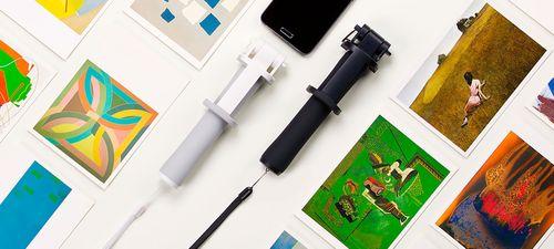 купить Штатив Xiaomi Mi Selfie Stick Gray в Кишинёве