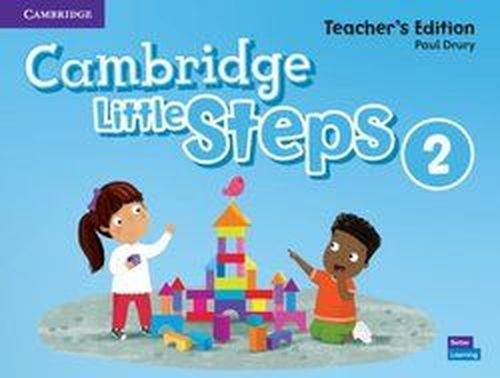 купить Cambridge Little Steps Level 2 Teacher's Edition в Кишинёве