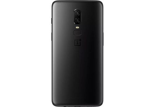 купить OnePlus 6 Dual SIM 128GB, Mirror Black в Кишинёве