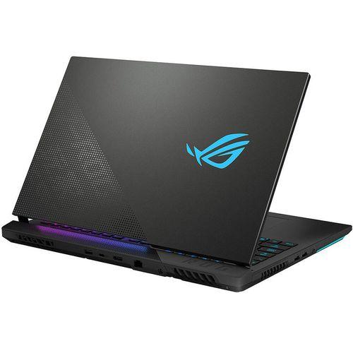 """купить Ноутбук 17.3"""" ASUS ROG Strix SCAR 17 G733QS, AMD Ryzen 9 5900HX 3.3-4.6GHz/32GB DDR4/M.2 NVMe 1TB SSD/GeForce RTX3080 16GB GDDR6/WiFi 6 802.11ax/BT5.1/USB Type C/HDMI/Backlit RGB Keyboard/17.3"""" FHD IPS LED-backlit 300Hz (1920x1080)/NoOS/Gaming G733QS-HG015 в Кишинёве"""