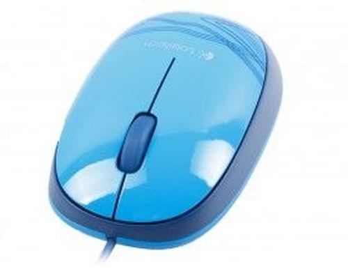 cumpără Mouse Logitech M-105 Optical, Blue, USB în Chișinău