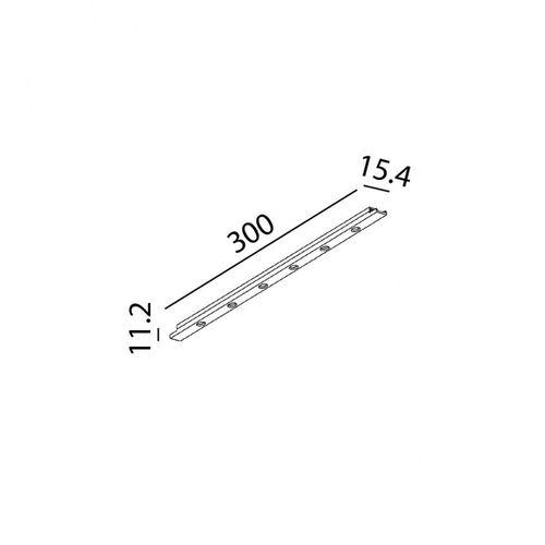 купить Светильник линейный MINI_LINE42 COMFORT 300 07.3001.4.930.BK в Кишинёве