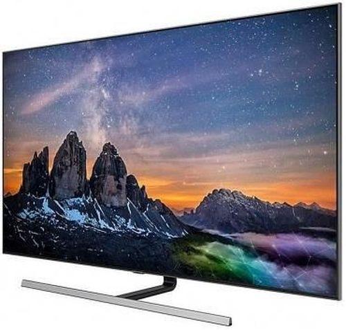 """cumpără Televizor QLED 55"""" Smart Samsung QE55Q80RAUXUA în Chișinău"""