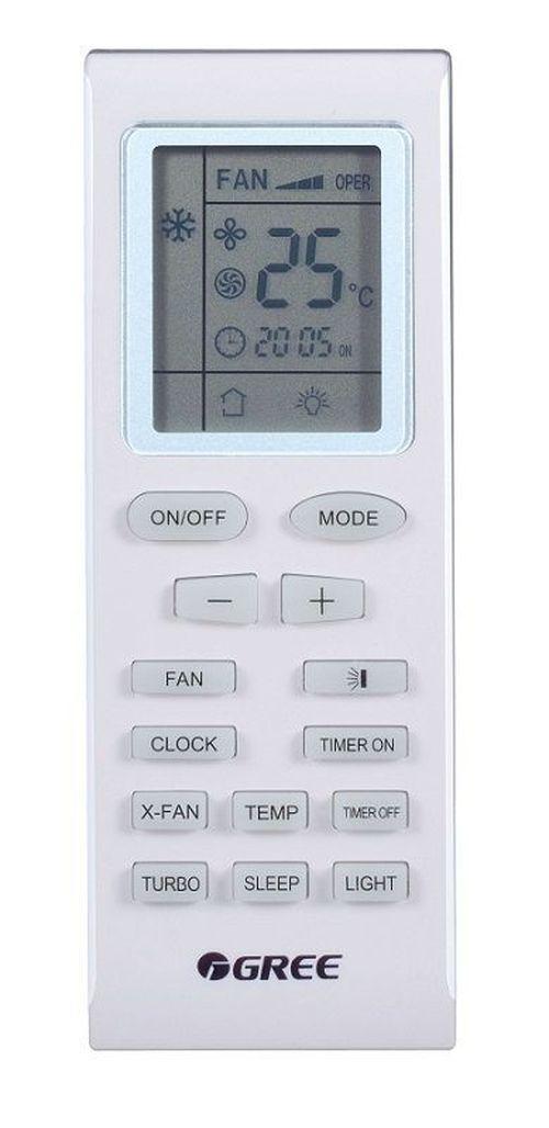 купить Кассетный кондиционер on/off Gree U-MATCH GUD160T/A-T+GUD160ZD/A-T 60000 BTU в Кишинёве