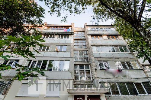 Apartament cu 2 camere, sect. Botanica, bd. Traian.