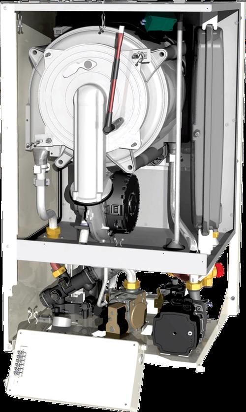 купить Газовый конденсационный котел Motan MKdens TF CH1 contur (35 кВт) в Кишинёве