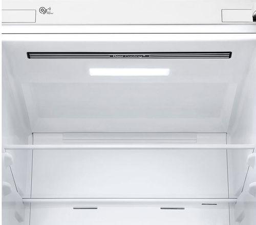 cumpără Frigider cu congelator jos LG GA-B459MQSL în Chișinău