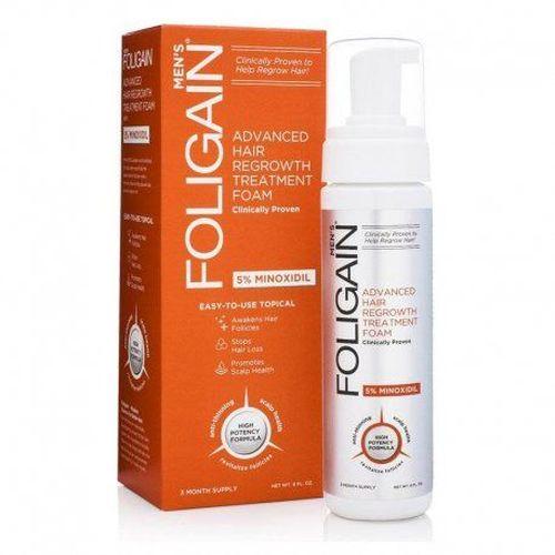 купить Minoxidil 5% Hair Regrowth Foam For Men (177Ml) 3 Month Supply в Кишинёве
