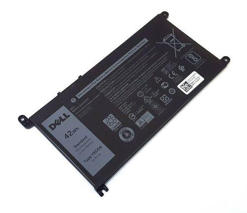 купить Battery Dell Inspiron 14 5482 5485 YRDD6 11.4V 3500mAh Black Original в Кишинёве
