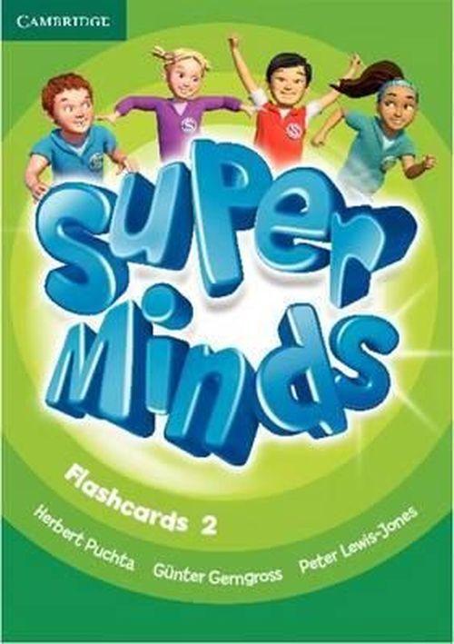 купить Super Minds Level 2 Flashcards в Кишинёве