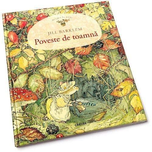 купить Осенняя история - Джилл Барклем в Кишинёве