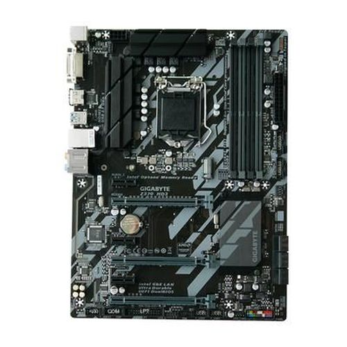 купить GIGABYTE Z370 HD3, Socket 1151, Intel® Z370 (8th Gen CPU), Dual 4xDDR4-4000, CPU Intel graphics, DVI, HDMI, 3xPCIe X16, 6xSATA3, RAID, 1xM.2 slot, ALC892 HDA, GbE LAN, 8xUSB3.1, RGB Fusion, ATX в Кишинёве