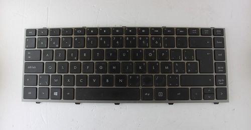 купить Keyboard HP ProBook 4340s 4341s 4335s 4336s w/frame ENG. Black в Кишинёве