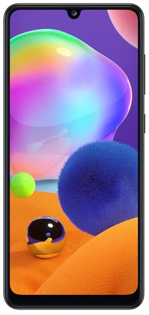 cumpără Smartphone Samsung A315/64 Galaxy A31 BLACK în Chișinău