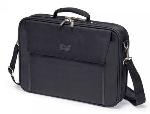 "купить Dicota D30492-V1 Multi Plus BASE 15""-17.3"" Notebook Case with protective function and document compartment, black (geanta laptop/сумка для ноутбука) в Кишинёве"