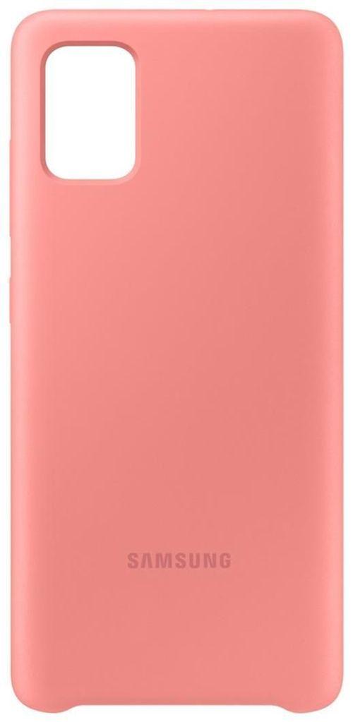 cumpără Husă telefon Samsung EF-PA515 Galaxy-A51 Case Pink în Chișinău