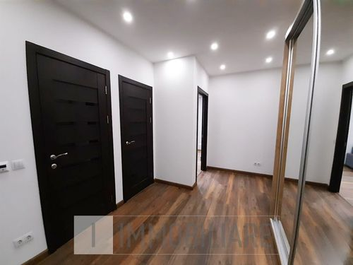 Apartament cu 2 camere, sect. Rîșcani, str. Bogdan Voievod.