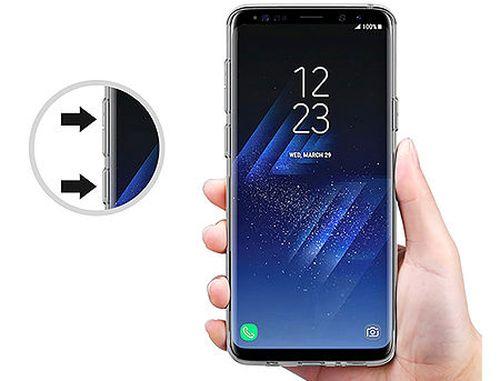 купить 700019 Husa Screen Geeks Samsung Galaxy S9 TPU ultra thin, transparent (чехол накладка в асортименте для смартфонов Samsung) в Кишинёве