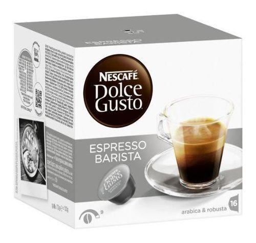 cumpără Cafea Dolce Gusto Espresso Barista 120g (16cap) în Chișinău