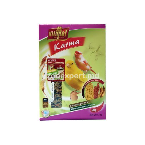 купить Vitapol Karma корм для канареек 500 gr в Кишинёве