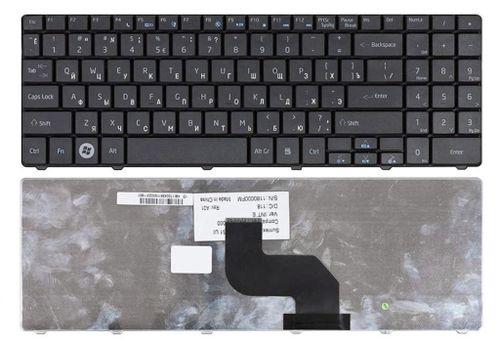 купить Keyboard Acer Aspire 5534 5732 5516 5517 5532 5332 5334 5734 5241 5541 7315 7715 eMachines E525 E625 E725 G525 G625 G725 ENG/RU Blac в Кишинёве