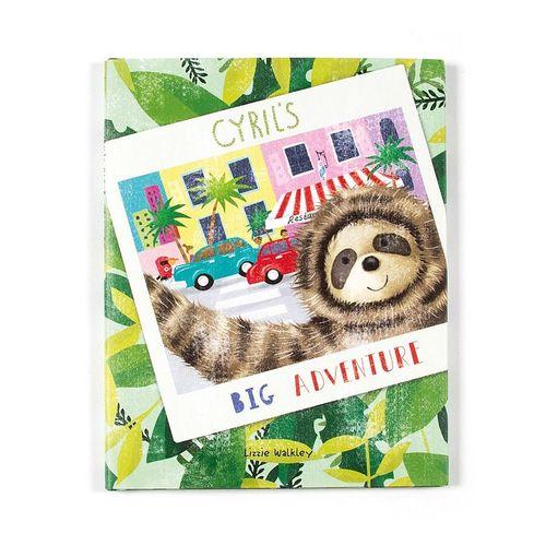 купить Cyril's Big Adventure Book (на английском) в Кишинёве
