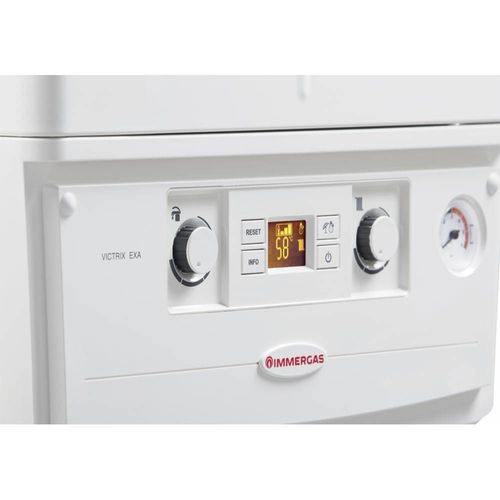 купить Газовый конденсационный котел IMMERGAS Victrix Exa 24/28 (кВт) в Кишинёве