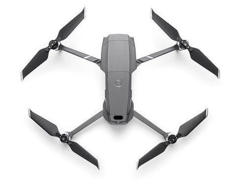 "cumpără (174452) DJI Mavic 2 Zoom (EU) - Portable Drone, RC, 12MP, 4K 30fps / FHD 120fps, 1/2.3"" CMOS camera with gimbal, optical zoom 24-48 mm, max. 6000m height / 18km flight distance / 50 kmph speed, flight time 31min, Battery 3850 mAh, 905g, Grey în Chișinău"