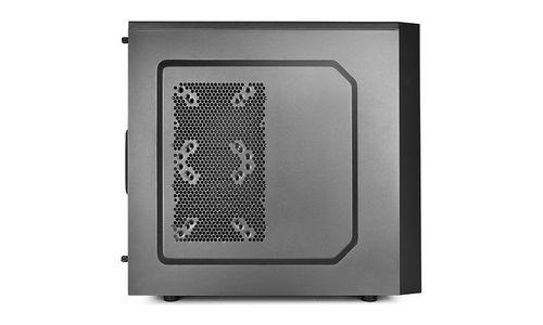 "cumpără DEEPCOOL ""TESSERACT BF"" ATX Case,  without PSU, Massive metal mesh, Tool-less, 1x 120mm rear fan, up to 3x 2.5"" HDD/SSD, Bottom loaded PSU, 1xUSB3.0, 1xUSB2.0 /Audio, Black în Chișinău"