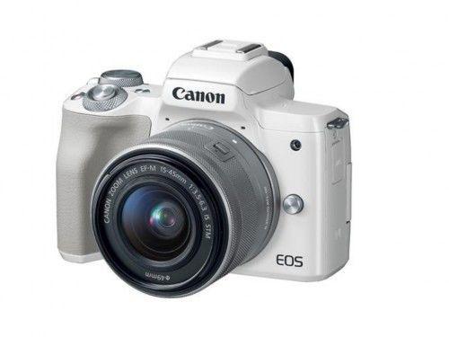 купить DC Canon EOS M50 WH & EF-M 15-45 STM в Кишинёве