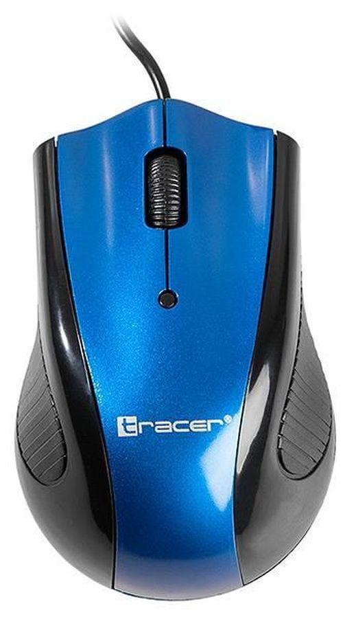 купить Мышь Tracer Dazzer Blue USB в Кишинёве