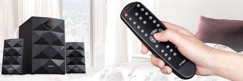 купить Колонки мультимедийные Fenda A180X, Black в Кишинёве