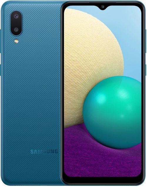 cumpără Smartphone Samsung A022/32 Galaxy A02 BLUE în Chișinău