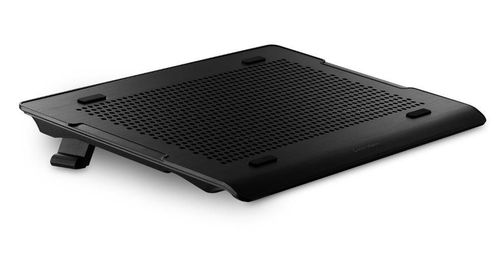 "купить CoolerMaster NotePal A200 Black (R9-NBC-A2HK-GP), Notebook Cooling Pad up to 15.6"", Aluminum Plate, 2 fans - 140x140x15mm, 700-1200rpm, 20-28dBA, 92CFM, Fan speed control, 2xUSB2.0, Black в Кишинёве"