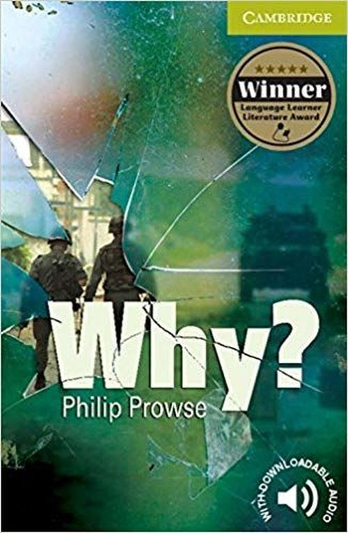 "купить ""Why?"" Philip Prowse (Starter/Beginner) в Кишинёве"