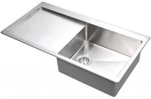 купить Мойка кухонная AquaSanita LUN101M-R в Кишинёве