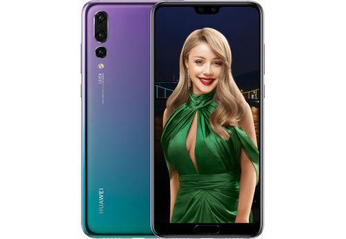 купить Huawei P20 4G 128GB Dual Sim, Twilight в Кишинёве