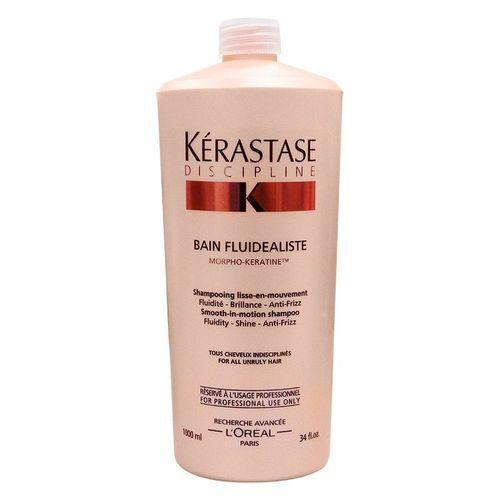 купить ШАМПУНЬ KERASTASE DISCIPLINE BAIN FLUIDEALISTE 1L PROFESSIONAL в Кишинёве