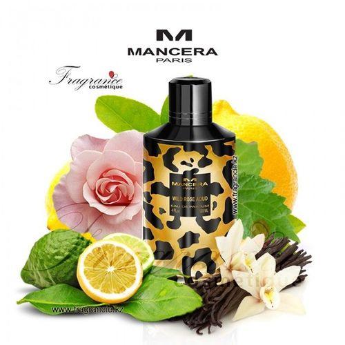 купить Mancera - Wild rose Aoud в Кишинёве