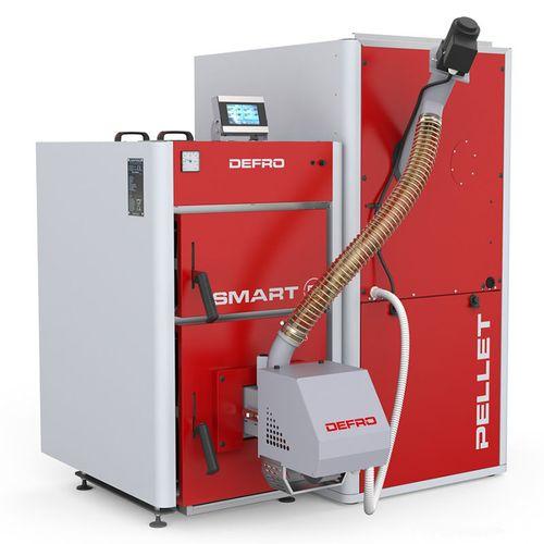 купить Твердотопливный котёл Defro Smart EkoPell 28 кВт в Кишинёве