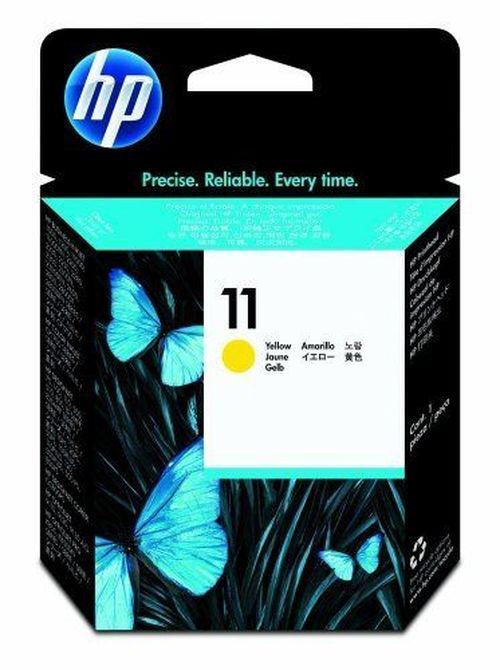 купить HP No.11 Yellow Ink Cartridge в Кишинёве