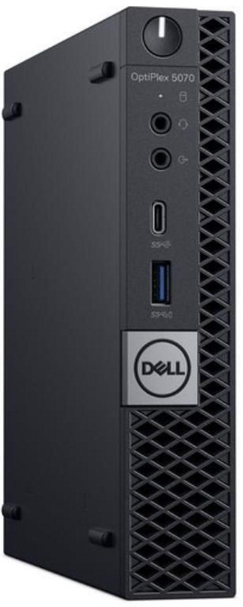 cumpără Bloc de sistem PC Dell OptiPlex 5070 MFF Black (273336606) în Chișinău