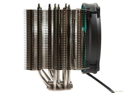 "купить DEEPCOOL Cooler  ""LUCIFER V2"", Socket 775/1150/1151/1155/2011 & FM2/FM1/AM3+, up to 130W, fan: 140х140х26mm, PWM fan with min.300RPM for extreme silence, 300~1400rpm, 12.6~31.1dBA, 81.33CFM, 4 pin, Hydro Bearing, Full-copper base, 6 heatpipes в Кишинёве"
