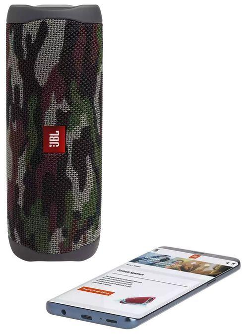 cumpără Boxă portativă Bluetooth JBL Flip 5 Squad în Chișinău