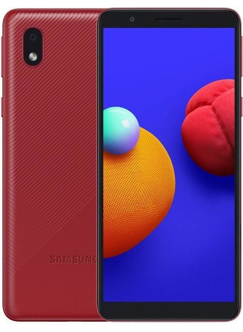 cumpără Smartphone Samsung A013/16 Galaxy A01 Core Red în Chișinău