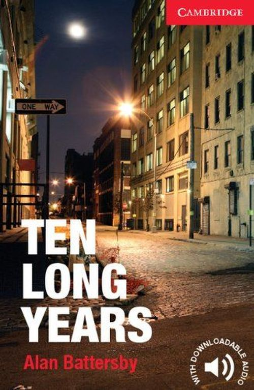 "купить ""Ten Long Years"" Alan Battersby (Level 1/A1) в Кишинёве"