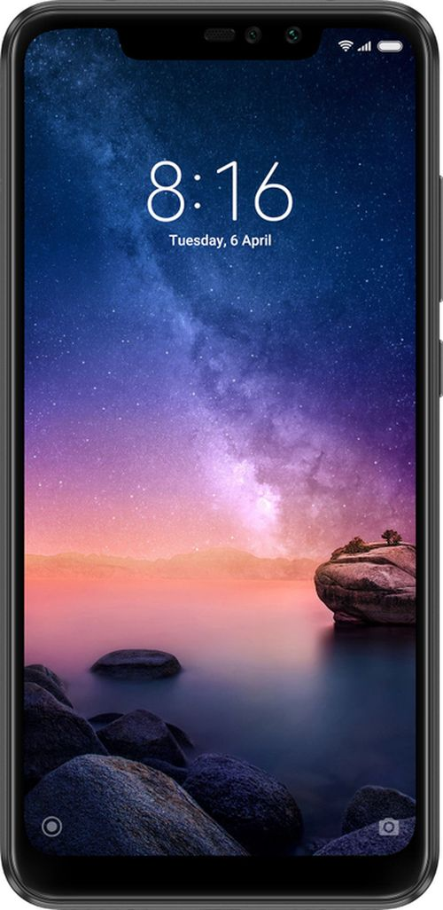 cumpără Xiaomi Redmi Note 6 Pro Dual Sim 64GB, Black în Chișinău