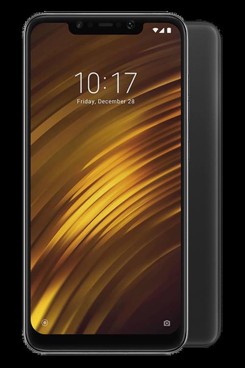 купить Xiaomi POCOPHONE F1 Dual Sim 128GB, Black в Кишинёве
