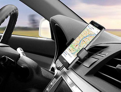 купить 310014 Screen Geeks Suport Auto Air Outlet, (suport pentru smartphone auto universal / Универсальный автомобильный держатель для смартфонов) www в Кишинёве