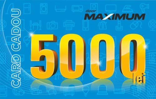 cumpără Certificat - cadou Maximum 5000 MDL în Chișinău